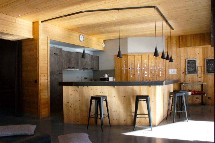 Chalet Alpinium 1 - Kitchen