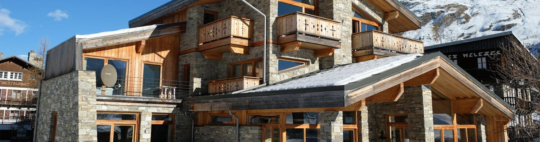 Chalet Alpinium 1 - Ski France Premium