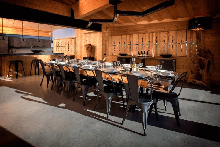 Chalet Alpinium 1 - Dinning room