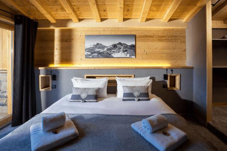 Chalet Alpinium 2 - Bedroom