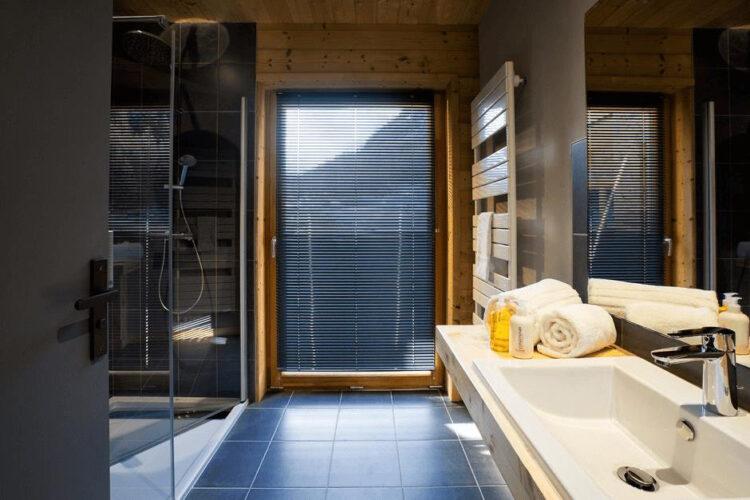 Chalet Alpinium 2 - Bathroom