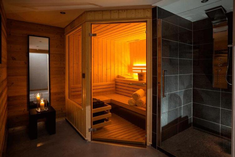 Chalet Alpinium 2 - Sauna