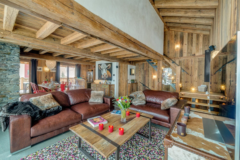 Chalet Jupiter - Ski France Premium