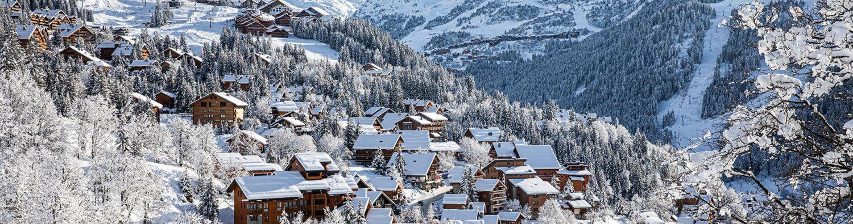 Chalets Meribel - Ski France Premium