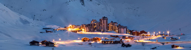 Chalets Tignes - Ski France Premium