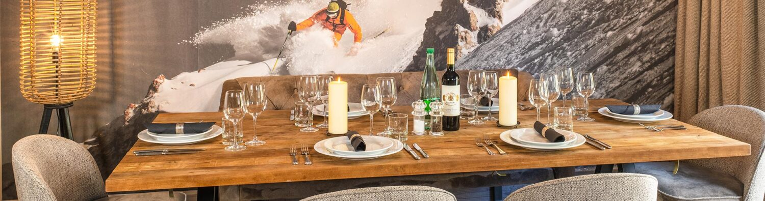 Contactless Catered Service - Ski France Premium
