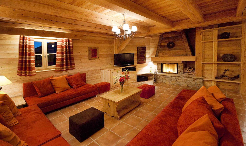Chalet Le Chateau - Ski France Premium