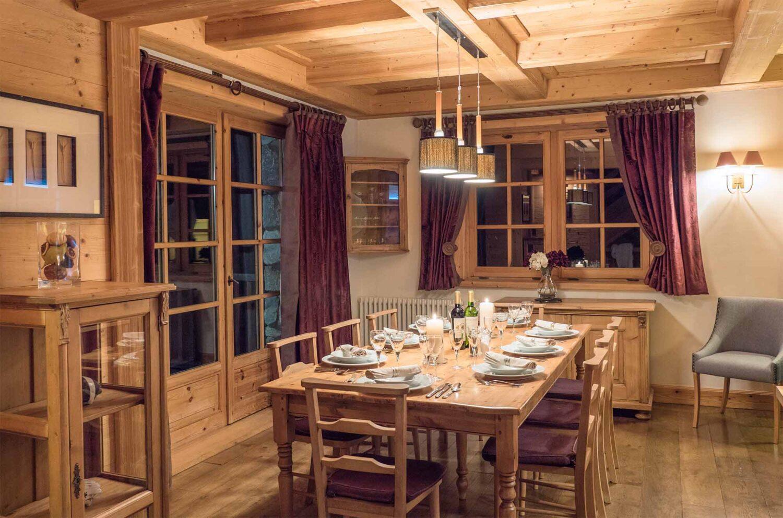 Chalet Davos - Ski France Premium