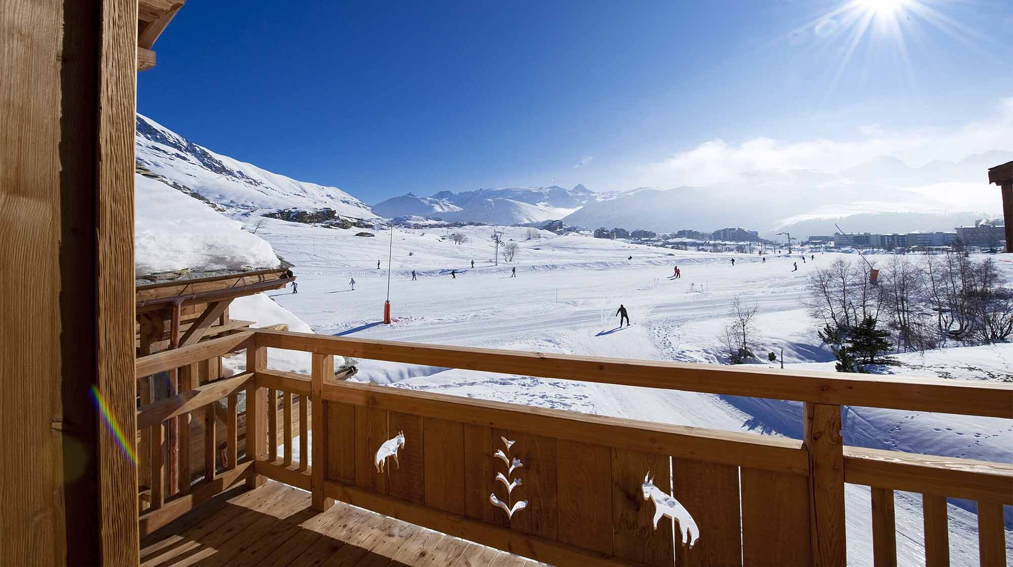 Chalet La Ferme - Ski France Premium