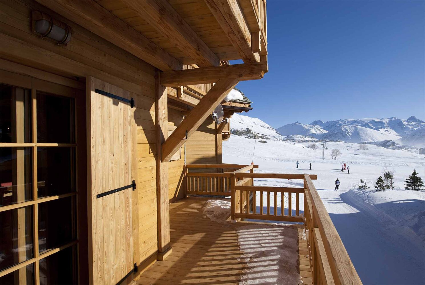 Chalet Le Manoir - Ski France Premium