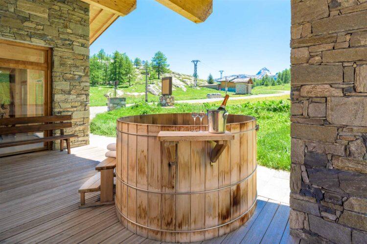 Chalet Alpinium 1 - Tignes - Hot tub