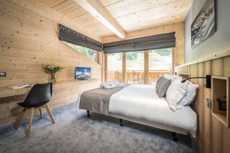 Chalet Alpinium 1 - Bedroom