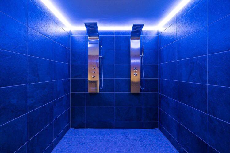 Chalet Alpinium 1 - Shower