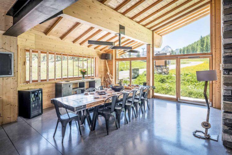 Chalet Alpinium 1 - Tignes - Dining room