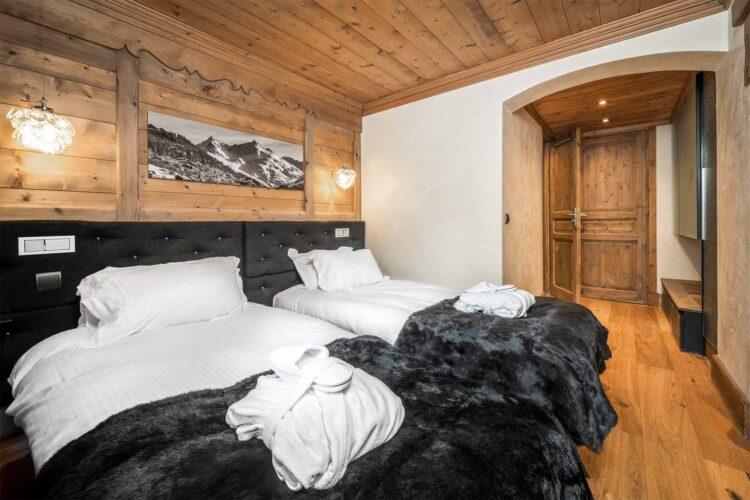 Chalet Mariefleur - Bedroom